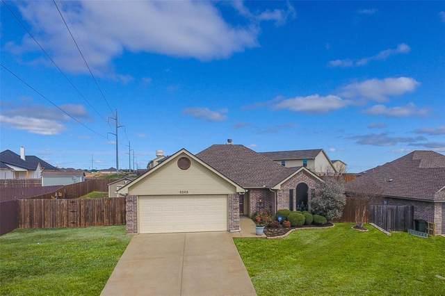 3202 Estate Drive, Granbury, TX 76049 (MLS #14288942) :: The Heyl Group at Keller Williams