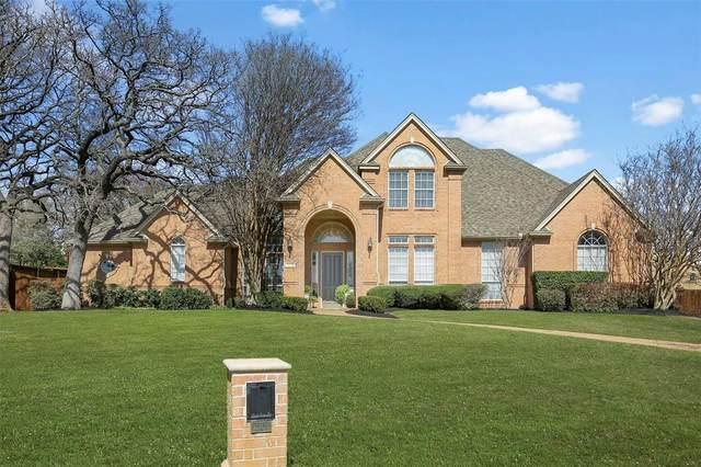 602 Llano Court, Southlake, TX 76092 (MLS #14288943) :: Justin Bassett Realty