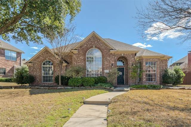 922 Granger Drive, Allen, TX 75013 (MLS #14288944) :: The Good Home Team