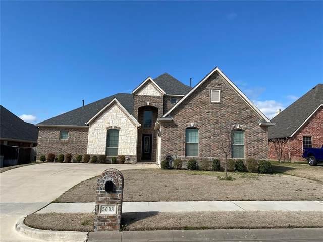 5008 Ricks Road, Denton, TX 76210 (MLS #14288985) :: Justin Bassett Realty
