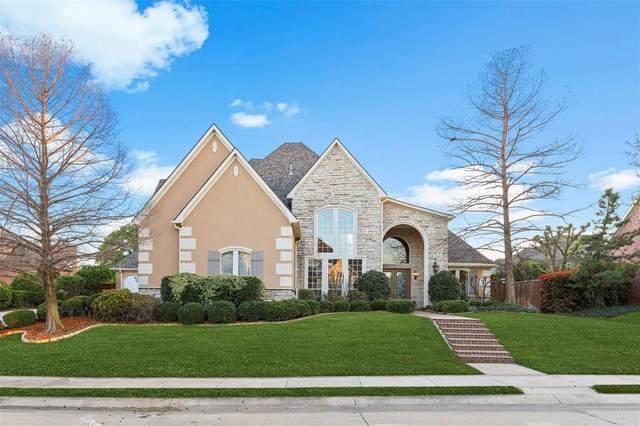 2803 Woodlake Court, Highland Village, TX 75077 (MLS #14289013) :: Baldree Home Team