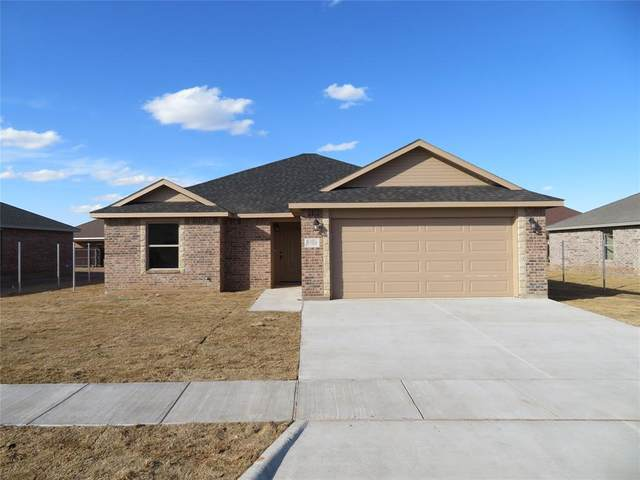 5728 Foxfire Drive, Abilene, TX 79606 (MLS #14289036) :: The Chad Smith Team