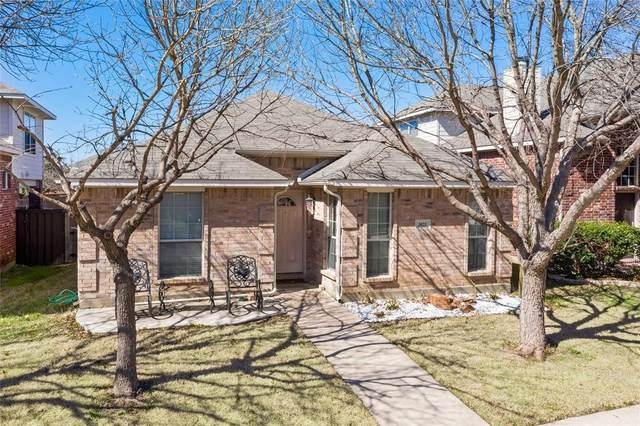 3821 Granby Lane, Flower Mound, TX 75028 (MLS #14289039) :: Post Oak Realty