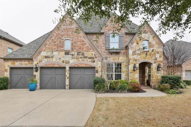 5705 River Highlands Drive, Mckinney, TX 75070 (MLS #14289078) :: The Heyl Group at Keller Williams