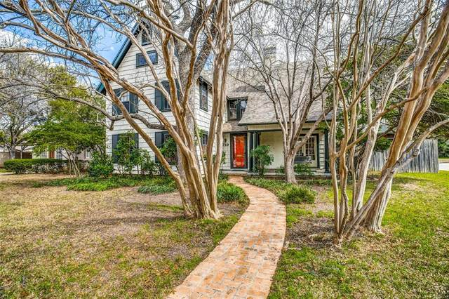 719 Westview Avenue, Fort Worth, TX 76107 (MLS #14289079) :: The Mitchell Group