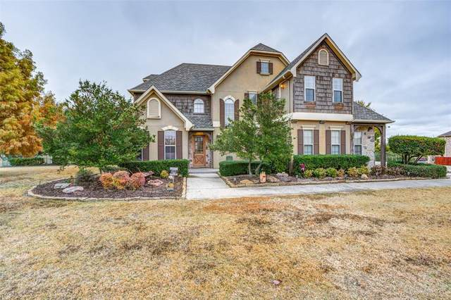 2275 Edmonson Drive, Lucas, TX 75002 (MLS #14289113) :: The Good Home Team