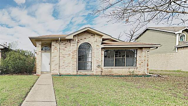 707 Las Brisas Drive, Mesquite, TX 75149 (MLS #14289120) :: The Kimberly Davis Group