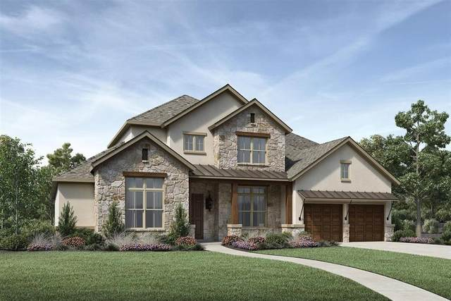 851 Star Meadow Drive, Prosper, TX 75078 (MLS #14289128) :: NewHomePrograms.com LLC