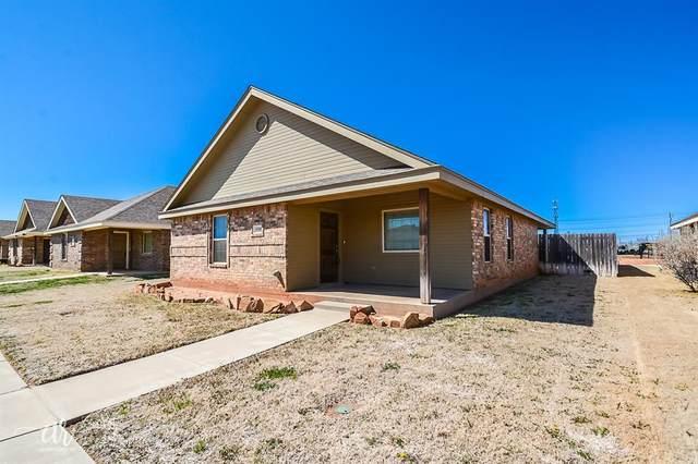 3550 Firedog Road, Abilene, TX 79606 (MLS #14289136) :: The Heyl Group at Keller Williams