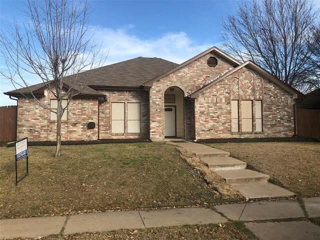 5106 Vagas Drive, Rowlett, TX 75088 (MLS #14289142) :: The Good Home Team