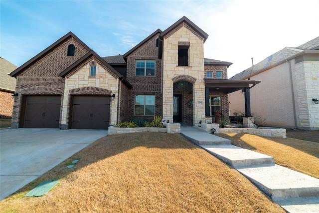 13844 Carmenita Drive, Frisco, TX 75035 (MLS #14289144) :: Post Oak Realty