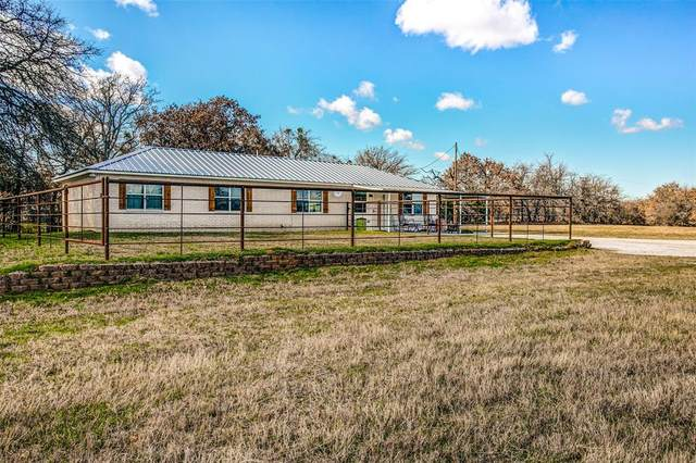 399 County Road 4863, Azle, TX 76020 (MLS #14289160) :: The Mauelshagen Group