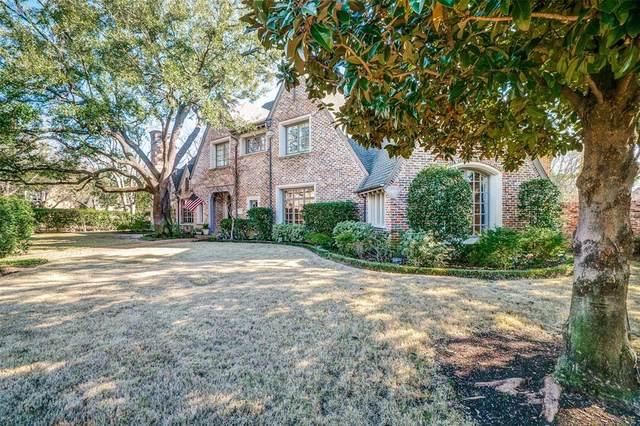 6402 Mimosa Lane, Dallas, TX 75230 (MLS #14289163) :: HergGroup Dallas-Fort Worth