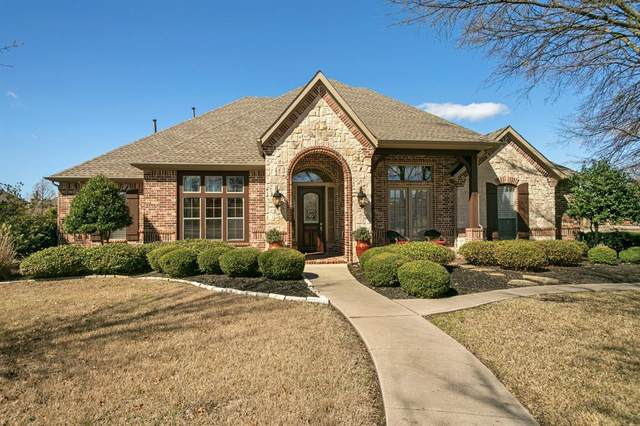 1701 Blue Forest Drive, Prosper, TX 75078 (MLS #14289178) :: The Good Home Team
