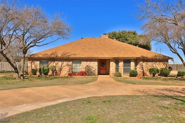 438 Country Place S, Abilene, TX 79606 (MLS #14289180) :: The Welch Team