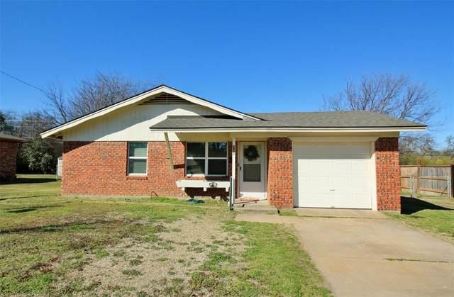 406 Glenn Drive, Weatherford, TX 76086 (MLS #14289188) :: Post Oak Realty
