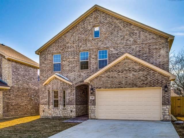 1505 Lakeview, Grand Prairie, TX 75051 (MLS #14289206) :: RE/MAX Pinnacle Group REALTORS