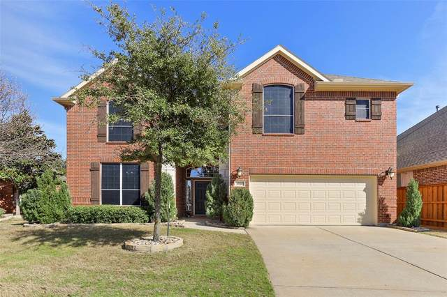 1910 Fountain Wood Drive, Euless, TX 76039 (MLS #14289223) :: Justin Bassett Realty