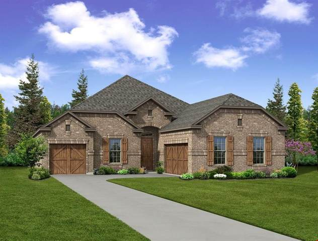 401 Lake Cove Drive, Little Elm, TX 75068 (MLS #14289294) :: Post Oak Realty