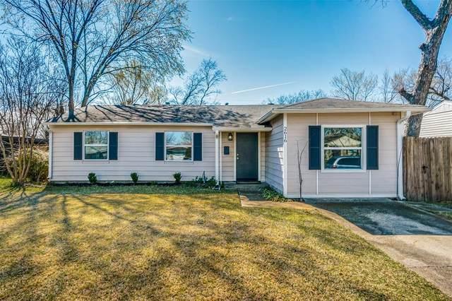 2616 Marbella Lane, Dallas, TX 75228 (MLS #14289318) :: The Kimberly Davis Group