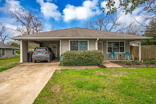 248 Elm St., Wills Point, TX 75169 (MLS #14289331) :: The Mitchell Group