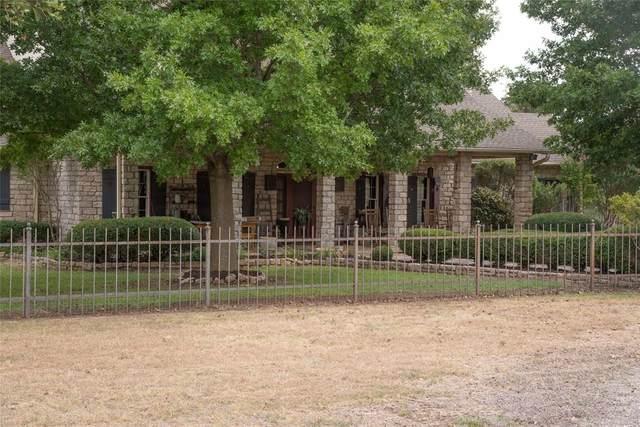 3201 Fm 590, Comanche, TX 76442 (MLS #14289347) :: Team Tiller