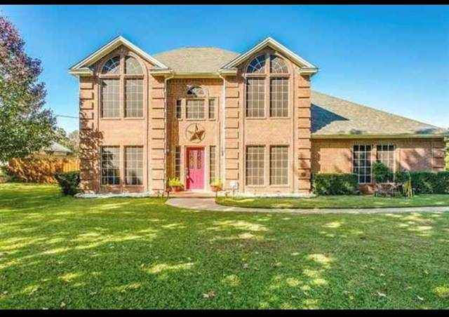 2516 Castle Road, Burleson, TX 76028 (MLS #14289351) :: Potts Realty Group