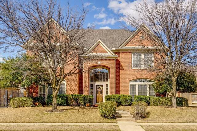 713 Creek Crossing Trail, Keller, TX 76248 (MLS #14289373) :: RE/MAX Pinnacle Group REALTORS