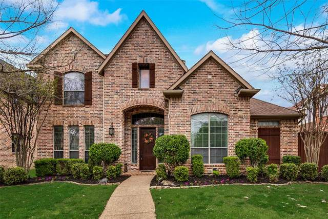 4260 Siena Drive, Frisco, TX 75033 (MLS #14289376) :: Post Oak Realty