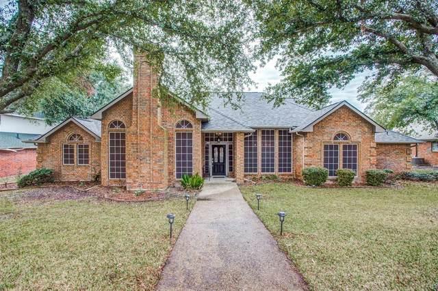 611 Christan Court, Rockwall, TX 75087 (MLS #14289378) :: The Good Home Team