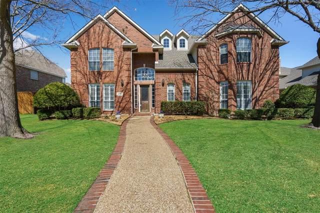 4561 Jenkins Drive, Plano, TX 75024 (MLS #14289382) :: HergGroup Dallas-Fort Worth