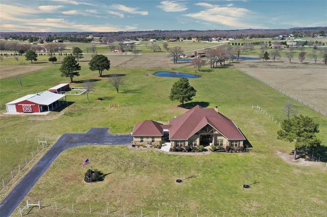 15771 Cr 424, Lindale, TX 75771 (MLS #14289383) :: The Mitchell Group