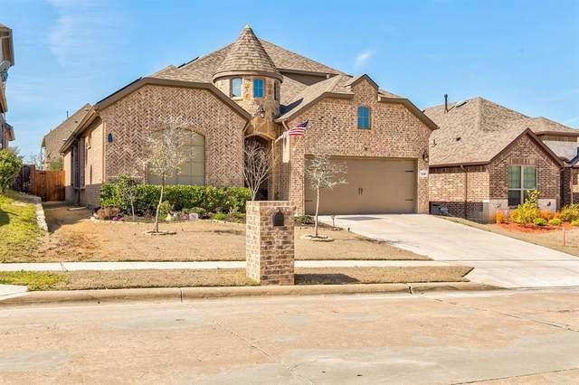 8440 Meadow Sweet Lane, Fort Worth, TX 76123 (MLS #14289388) :: The Good Home Team