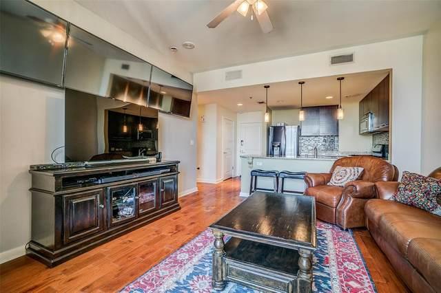 1200 Main Street #1703, Dallas, TX 75202 (MLS #14289405) :: Bray Real Estate Group