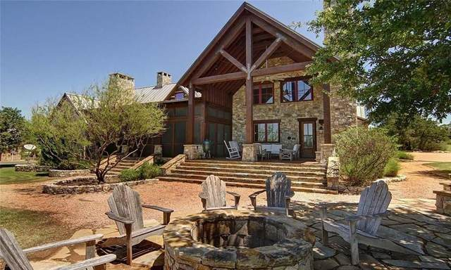 1100 Sunset Circle, Possum Kingdom Lake, TX 76449 (MLS #14289407) :: The Kimberly Davis Group