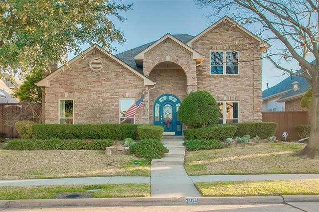 3104 Santana Lane, Plano, TX 75023 (MLS #14289416) :: Post Oak Realty