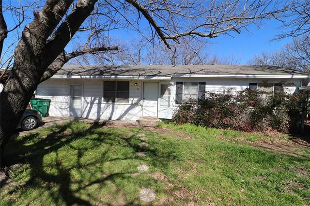 671 S Fifth Avenue, Stephenville, TX 76401 (MLS #14289436) :: The Kimberly Davis Group
