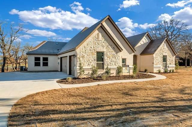 107 Sugartree Circle, Lipan, TX 76462 (MLS #14289453) :: The Chad Smith Team
