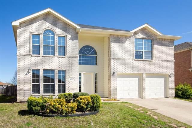 6749 Silvercrest Drive, Arlington, TX 76002 (MLS #14289461) :: The Mauelshagen Group
