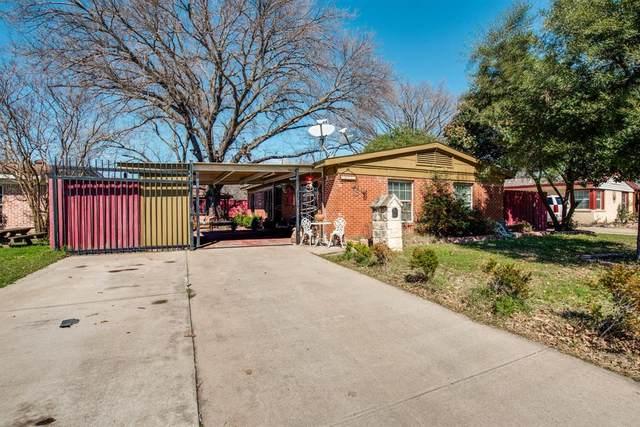 10331 Desdemona Drive, Dallas, TX 75228 (MLS #14289502) :: NewHomePrograms.com LLC