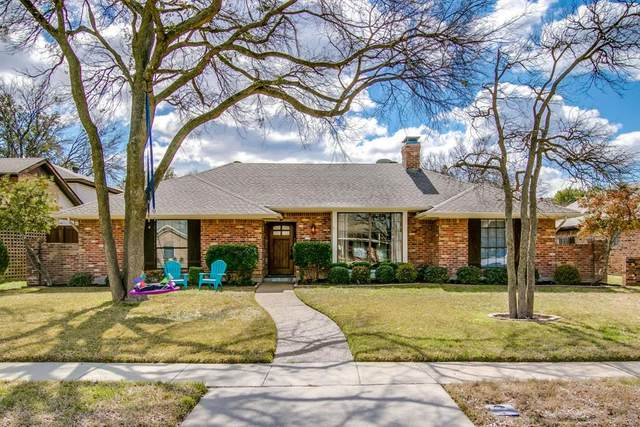 33 Highland Place, Richardson, TX 75081 (MLS #14289508) :: All Cities Realty