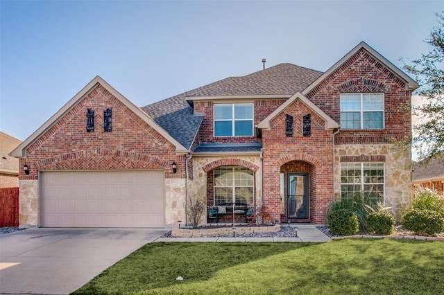 7432 Lowline Drive, Fort Worth, TX 76131 (MLS #14289509) :: The Mauelshagen Group