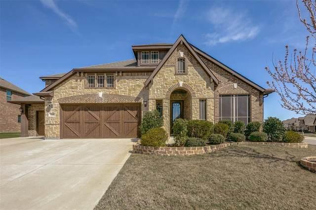 1008 Newington Circle, Forney, TX 75126 (MLS #14289510) :: RE/MAX Landmark
