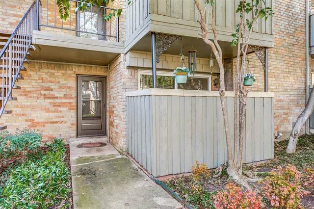 7700 Meadow Road #114, Dallas, TX 75230 (MLS #14289522) :: Front Real Estate Co.