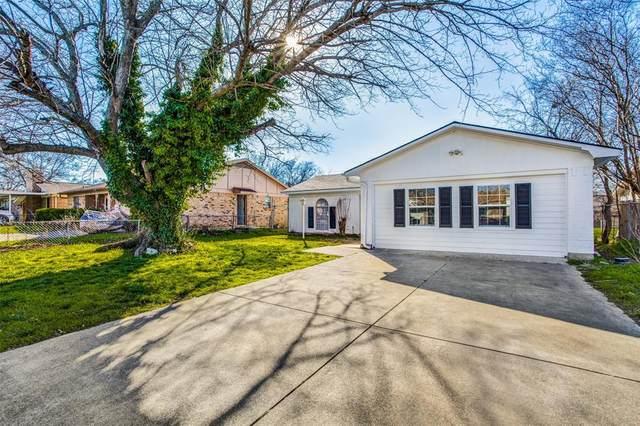 213 N Redford Lane, White Settlement, TX 76108 (MLS #14289532) :: Baldree Home Team
