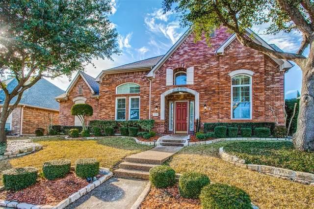 4500 Copper Mountain Lane, Richardson, TX 75082 (MLS #14289533) :: Justin Bassett Realty