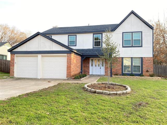 6316 Brookgate Drive, Arlington, TX 76016 (MLS #14289559) :: The Mauelshagen Group