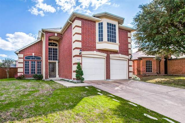 1430 Springview Drive, Garland, TX 75040 (MLS #14289569) :: Post Oak Realty
