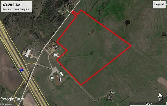 TBD Crisp Road, Ennis, TX 75119 (MLS #14289571) :: Century 21 Judge Fite Company