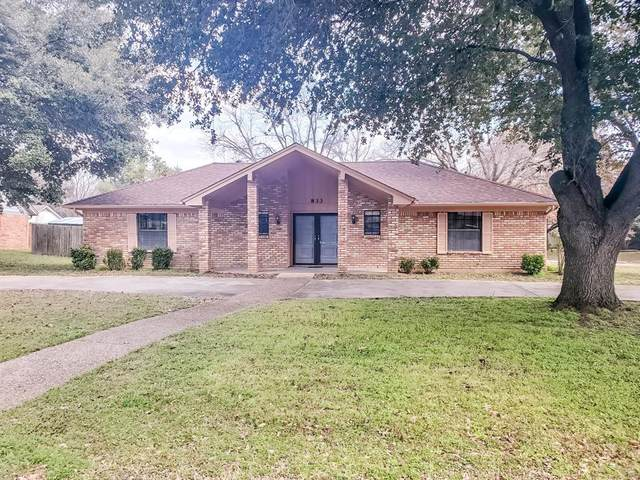 833 S Ridgeway Drive, Cleburne, TX 76033 (MLS #14289579) :: Potts Realty Group